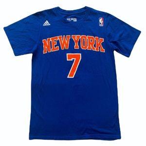 ADIDAS | NY Knicks supporter t-shirt